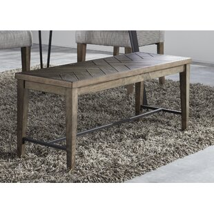 Gracie Oaks Cleasby Dining Bench