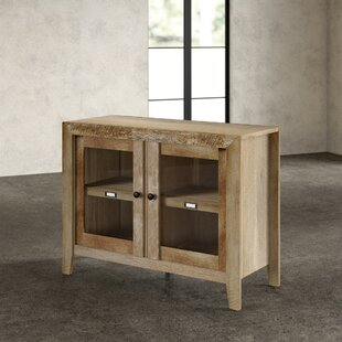 Riddleville 2 Door Display Cabinet by Greyleigh
