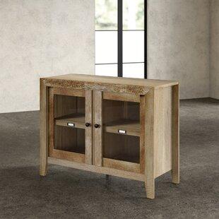 Riddleville 2 Door Display Cabinet by Greyleigh
