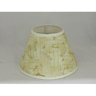 Music 12 Cotton Empire Lamp Shade