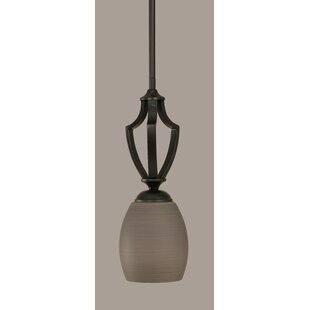 Red Barrel Studio Couto 1-Light Mini Pendant