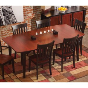 Montclair Extendable Dining Table by Conrad Grebel