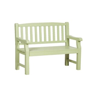 Seguis Manufactured Wood Bench By Sol 72 Outdoor