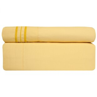 Sweet Home Collection Microfiber Sheet Set