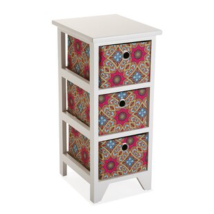 Bathroom 30 X 56cm Free Standing Cabinet By World Menagerie