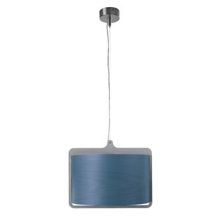LZF Icon 1-Light Drum Pendant