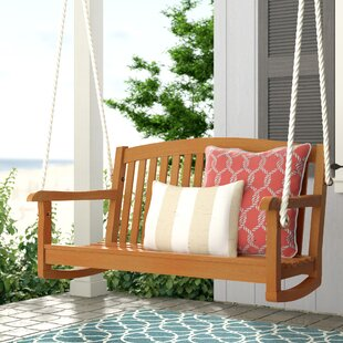 Portland Teak Porch Swing