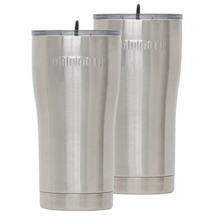 Rover 20 oz. Stainless Steel Travel Tumbler (Set of 2)