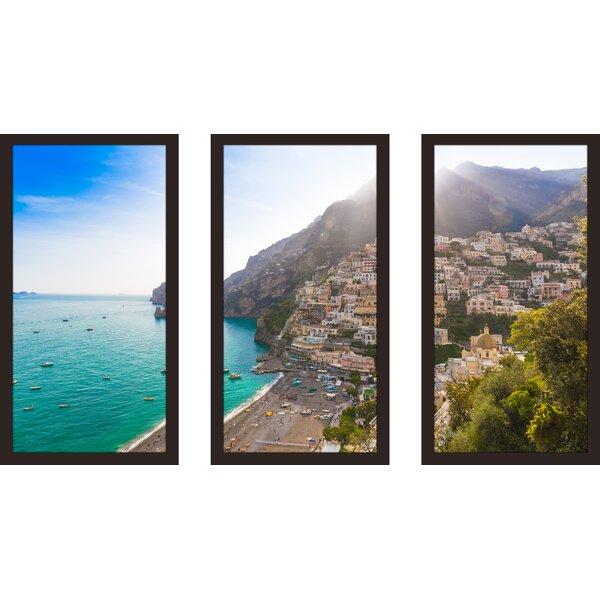 Positano Italy Wall Art Wayfair