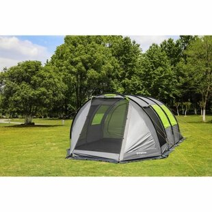 Review Woodford Tunnel Capri 5 Person Tent With Carry Bag