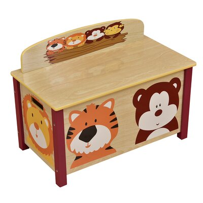 Wooden Toy Boxes You Ll Love Wayfair Co Uk