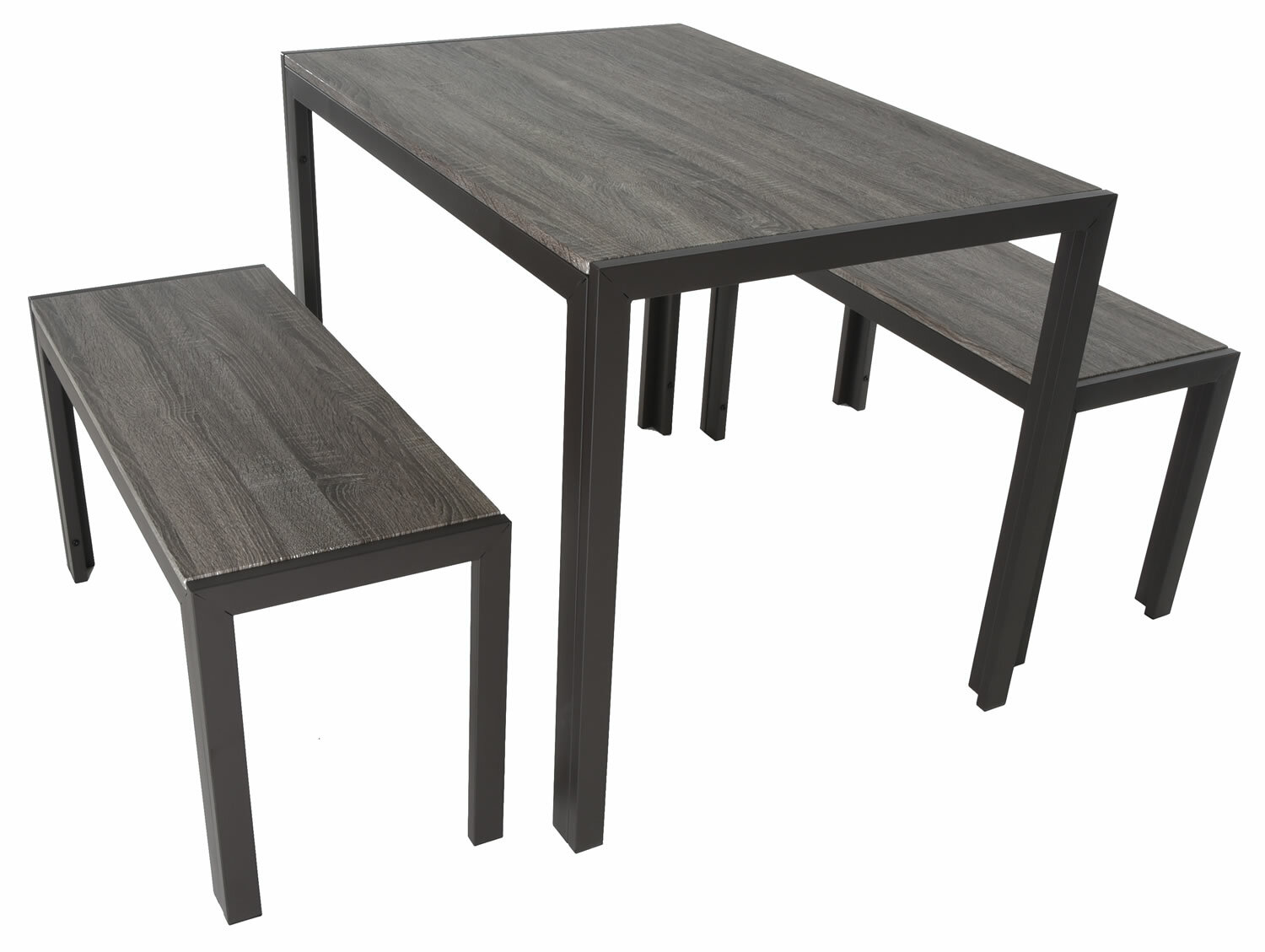 Strange Maloney 3 Piece Breakfast Nook Dining Set Gmtry Best Dining Table And Chair Ideas Images Gmtryco