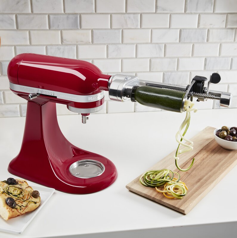 7 Blade Spiralizer Plus with Peel Core and Slice