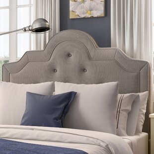 Three Posts Carrollton Upholstered Panel Headboard
