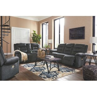 Davina Reclining Configurable Living Room Set by Red Barrel Studio Find