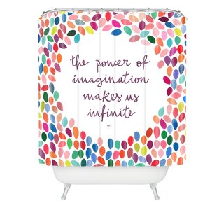 Garima Dhawan Imagination Single Shower Curtain