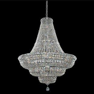 Betti 33-Light Chandelier by Allegri by Kalco Lighting
