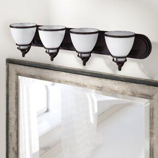Affordable Smyrna 4-Light Vanity Light By Red Barrel Studio