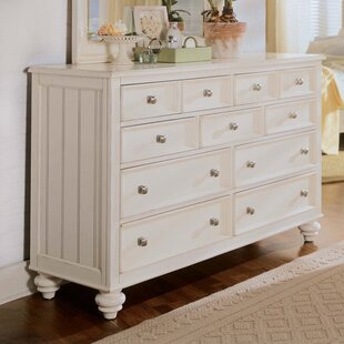 Beachcrest Home Wheelock 9 Drawer Standard D..