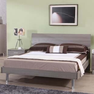 Great Price Eliam Platform Bed by Latitude Run Reviews (2019) & Buyer's Guide