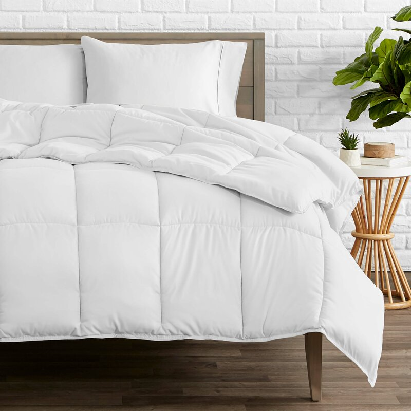 All Season Down Alternative Comforter Reviews Joss Main