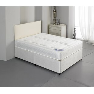 Jupiture Quilted Divan Bed By Metro Lane