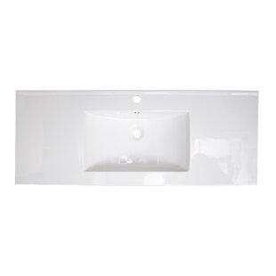 48 Single Bathroom Vanity Top