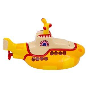 The Beatles Submarine Salt & Pepper Shaker Set