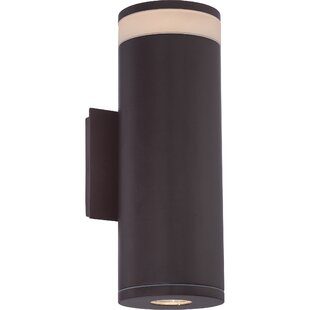 Brayden Studio Ioanna LED Outdoor Sconce