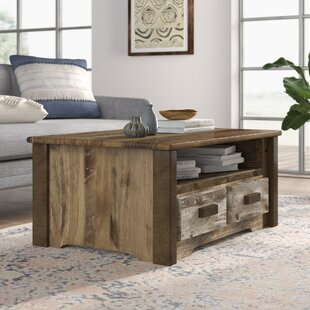 Abella Rustic Coffee Table