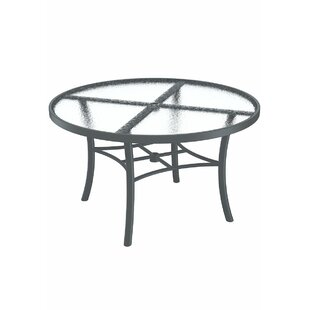 La'Stratta Glass Dining Table by Tro..
