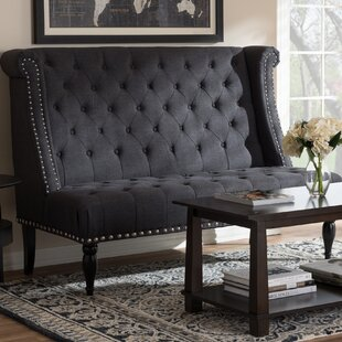 Gertrut Upholstered Bench by Darby Home Co