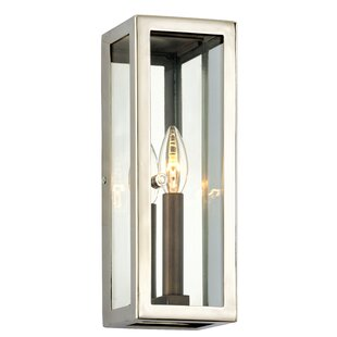 Samar Outdoor Sconce by Darby Home Co