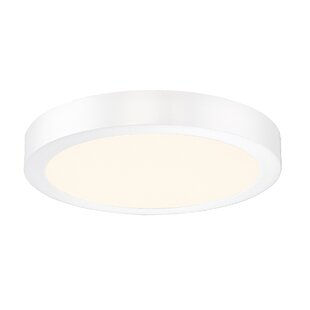 Brant 1-Light Flush Mount by Eurofase