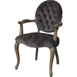 Hearne Upholstered Arm Chair by Greyleigh