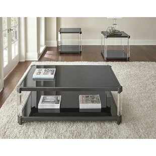 Trend Isadore 2 Piece Coffee Table Set By Wade Logan