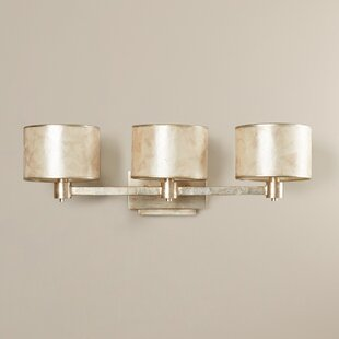 Lecompte 3-Light Vanity Light by Lark Manor