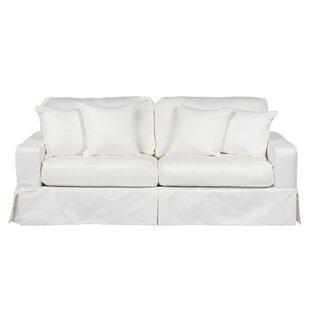 Elsberry Box Cushion Sofa Slip..