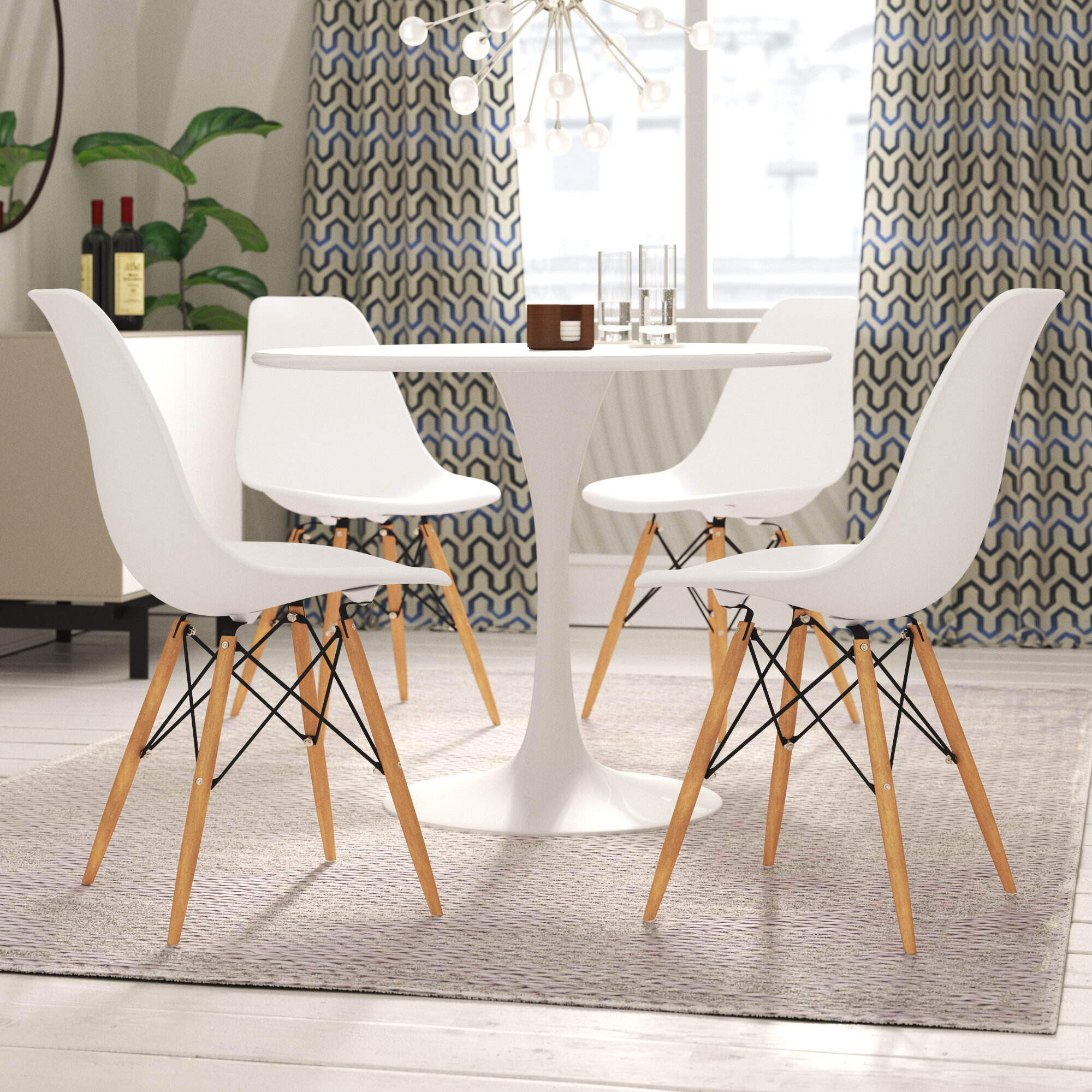 4 Kitchen Dining Chairs You Ll Love In 2021 Wayfair