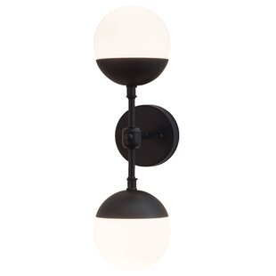 Corrigan Studio Egbert 2-Light Vanity Light