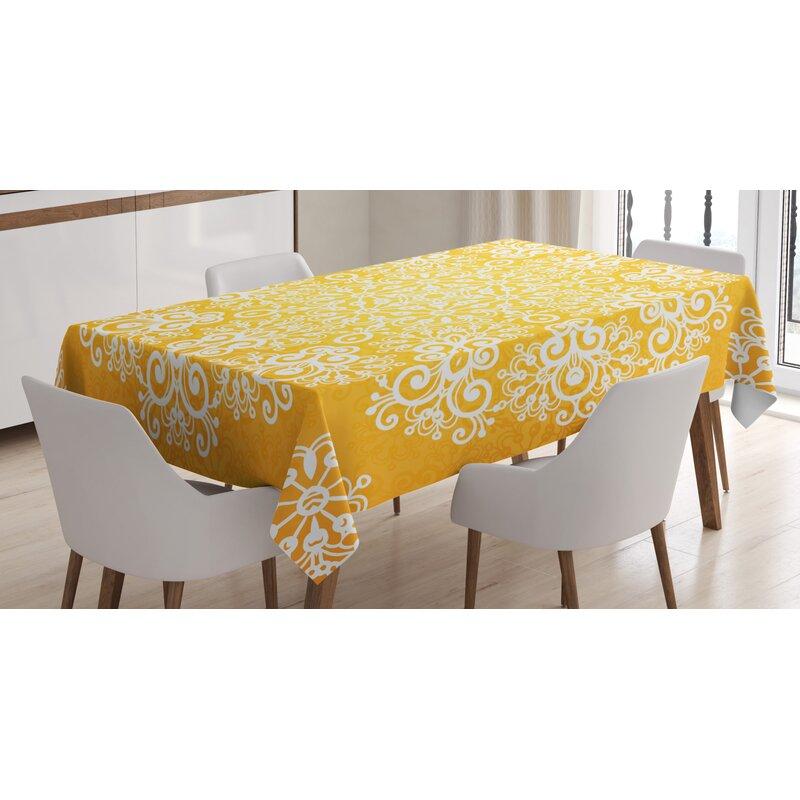 East Urban Home Decorative Tablecloth Wayfair