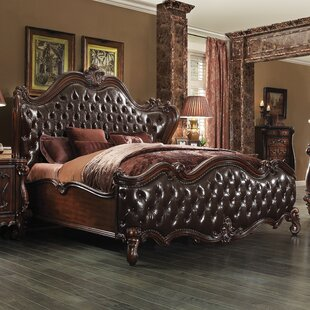 Welton Upholstered Panel Bed by Astoria Grand