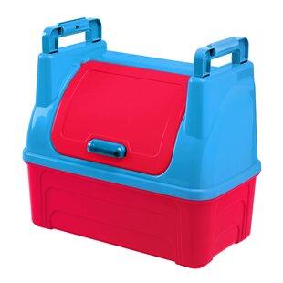 Best Price Krick Toy Box ByZoomie Kids