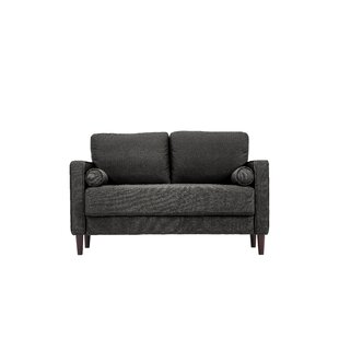 Garren Loveseat by Mercury Row Herry Up