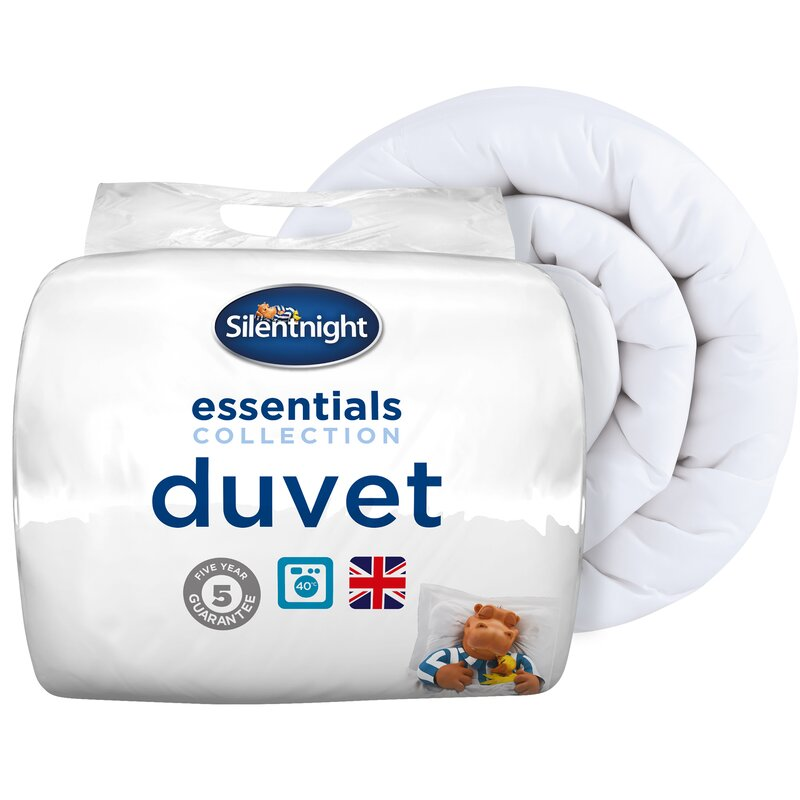 Silentnight Hollowfibre, 13.5 Tog Duvet