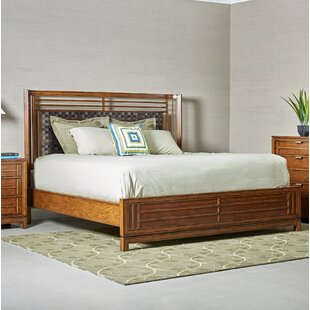 Fairfax Home Collections Southampton Queen Storage Platform Bed