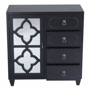 Heather Ann Creations 4 Drawer Accent Cabinet