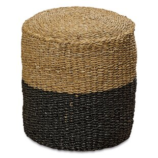 Frasher Pouf by Bungalow Rose