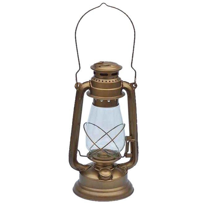 Elegant Hurricane Oil Lantern