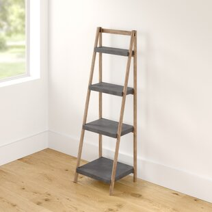 Aurora Ladder Bookcase By Zipcode Design